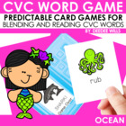 Ocean CVC Memory and SHARK!!! Game