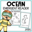 Ocean Color Book {Emergent Reader}
