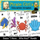 Ocean Dolch Word Game (3rd grade)
