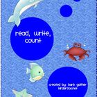 Ocean Read, Write, and Count