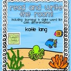 Ocean Read and Write the Room-Journeys K list