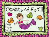 Oceans of Fun! Literacy & Math Pack