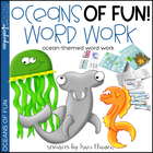 Oceans of Fun - Word Work and Grammar Practice