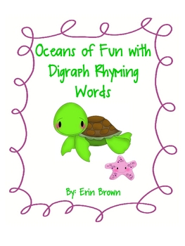 Oceans of Fun with Rhyming Words
