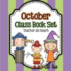 October Class Book Set