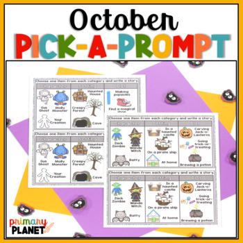 October Pick a Prompt!