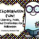 Octoberween Fun! {Literacy, Math, & Craft Activities}