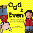 Odd and Even Activities {Common Core Aligned}