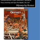 Odyssey Books 1 & 2: Questions, Character Types Activity,