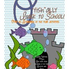 "O'fish""ally Back to School! (Over 30 Beginning of the Year"