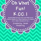 Oh What Fun! K.CC.A.1 (Math Kindergarten Common Core!)