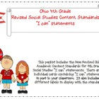 Ohio 4th Grade Social Studies Academic Content Standards ""