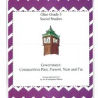 Ohio Social Studies:  Communities and Government Third Grade
