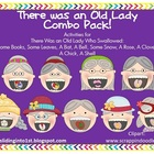Old Lady Combo Pack (Bell, Snow, Clover, Chick, Shell)
