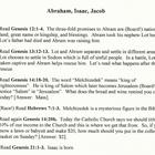 Old Testament Bible Study for Middle Schoolers -- Catholic