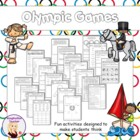 Olympic Activity Pack - non year specific