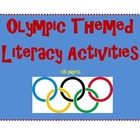Olympic Themed Literacy Activities