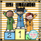 Olympic Winter Games...Activities and Craft