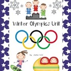 Olympics Unit: Winter Edition