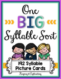 One BIG Syllable Sort