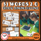 One Dollar Words 2.0 -- Critical Thinking