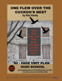 One Flew Over the Cuckoo's Nest Unit Plan