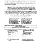 Onesheet_Getting Rid of Get and Got in Student Writing