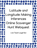 Online Scavenger Hunt - Latitude and Longitude Inferences