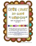 Open Court Depth and Complexity Icon Questions for Friendship