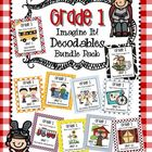 Open Court Imagine It: Decodable Worksheets Bundle Pack fo
