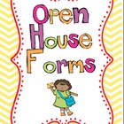 Open House Forms