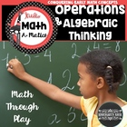 Operations & Algebraic Thinking: Kindergarten Common Core