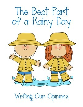 Rainy Day Writing Prompt Worksheets