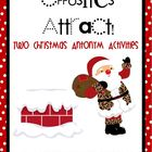 Opposites Attract! Christmas Antonyms Activities