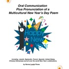 Oral Communication Plus Pronunciation of a Multicultural N