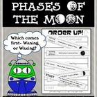Order Up! Phases of the Moon