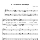 Order of the Sharps Song, Student Edition