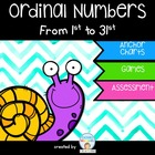 Ordinal Numbers 1st-31st