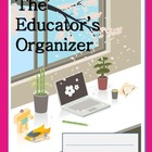 Organizer and Plan Book