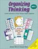 Organizing & Thinking:  Graphic Organizers (Book 2)
