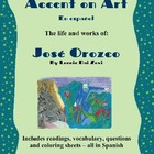 Orozco - Accent on Art, Spanish Art Packets for the Spanis