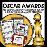 Oscar Awards Pack: Year Round Classroom Management & Award Night
