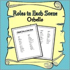 Othello: Roles in each scene
