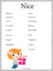 Other Ways to Say...Synonyms for Commonly Overused Words
