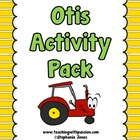 Otis Activity Pack- Read for the Record- Common Core Aligned