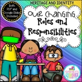 Our Changing Roles and Responsibilities {Primary Social St