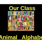 Our Class Animal Alphabet