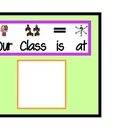 Our Class Is....- Boardmaker Sign