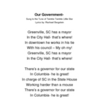 Our Government Song
