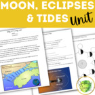 Our Moon, Eclipses & Tides